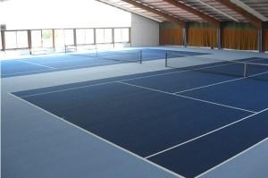 Tennishalle_teppich